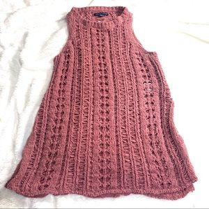 American Eagle 🦅 knitted tank